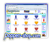 Buy Poppers online in our Poppers-Shop.com